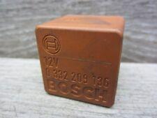 Relè per Ventola clima Bosch 0332209136 / GM 90491314 OPEL OMEGA B