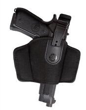 Fondina da Cintura Vega Holster FA2 con Sicura per Porto Occulto cordura nera