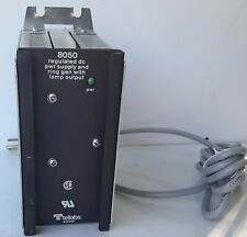 Tellabs 8050 Regulated Dc Power Supply & Ring Generator With Lamp Output 828050