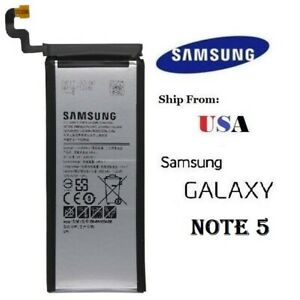 Samsung Galaxy Note 5 Replacement Battery EB-BN920ABE 3000mAh