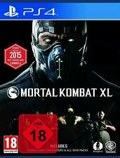 Mortal KOMBAT XL (Sony Playstation 4, 2016) SIGILLATO NUOVO OVP