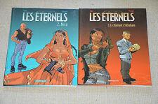 lot 2 bd LES ETERNELS tomes 2 et 3 en EO - Yann et Meynet