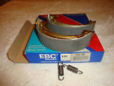NOS Honda 1982 CB480 DS50 CH250 TL250  Brake Shoes  front Rear  EBC330