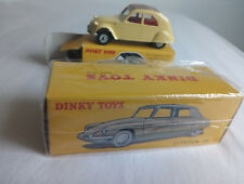 Lot de Dinky Toys Atlas, Rare DS 23C + 2cv