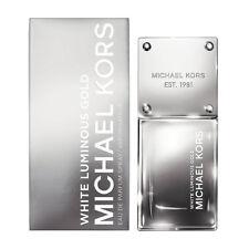 Michael Kors 'White Luminous Gold' Eau De Parfum 1oz/30ml New In Box