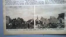 1917 69 Langemarck Wettschwimmen Zürich St Quentin