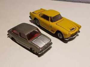 Mercury - Lotto Maserati + Fiat 850 berlina - scala 1/43