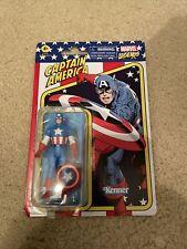 2021 Kenner Hasbro Marvel Legends Captain America Retro Brand New In Package