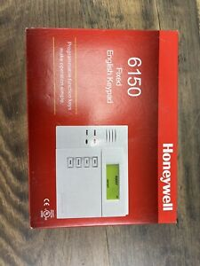 Honeywell 6150 Fixed English Keypad with Function Buttons