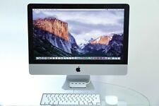 "Apple iMac 21.5"" 500GB HD / 8GB RAM / Extras (MS Office,Adobe CS6, Logic,FC Pro)"