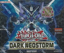 Yu-Gi-Oh! Dark Neostorm sealed 1st Edition Booster box 24 packs of 9 cards