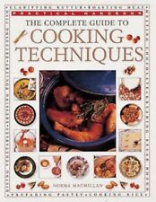 Very Good, The Complete Guide to Cooking Techniques, Kelly, Norma, Book