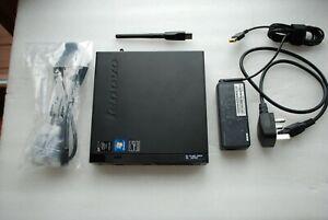 Lenovo ThinkCentre M53 Mini Desktop PC - Intel Quad Core, 4GB RAM, 500GB HDD