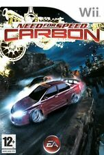 Need for Speed: Carbon Nintendo Wii Racing Video Games