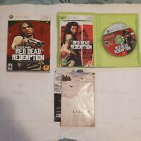 Red Dead Redemption - Special Edition (Microsoft Xbox 360) Complete With Map