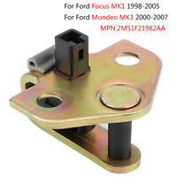 2M51F21982AA Door Lock Plate Catch Actuator for Ford Focus Mondeo 98-07
