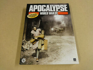 3-DISC DVD BOX / APOCALYPSE - WORLD WAR II