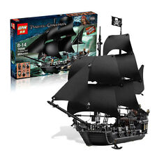 THE BLACK PEARL SHIP 809pcs Pirates Of The Caribbean - Pls Message For Color Box