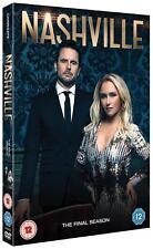 NASHVILLE 6 (2018) FINAL Western Music TV Drama Season Series NEW Rg2 DVD not US