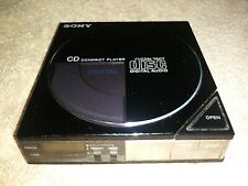 Vintage Sony D-5 Compact Disc CD Player.