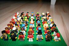 Lego ® 20 verschiedene Figuren - z.B City, Ritter, Feuerwehr, Polizei, Astronaut