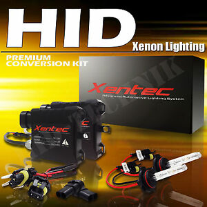 HID Xenon Kit For Nissan Sentra Pathfinder Murano Quest Rogue Headlight Foglight