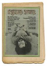 ROLLING STONE Magazine No 100 Jan 20 1972 Stanley Kubrick Jerry Garcia Mingus