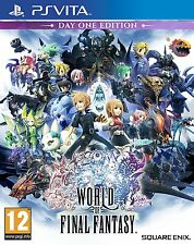 Square Enix World of Final Fantasy per PS Vita Versione Italiana