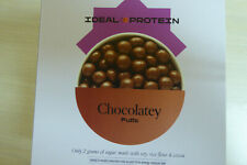 IDEAL PROTEIN CHOCOLATE SOY PUFFS (4 BOXES OF 7)