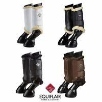 LeMieux Fleece Lined Brushing Boots Dressage/Schooling/Hacking