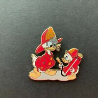 Firefighters - Donald Duck with Nephew Disney Pin 24291