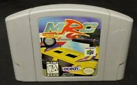 MRC: Multi-Racing Championship *Authentic* Nintendo 64 N64 Game Working Tested
