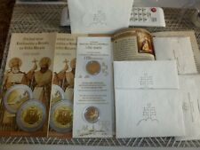 Münzen Münzen Varia Vatikan 500 Lire 1988-x Km#211 Johannes Paul Ii.1978-2005 Bimetall StraßEnpreis G1674