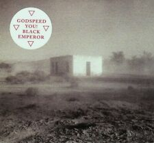GODSPEED YOU! BLACK EMPEROR - Allelujah! Don´t Bend! Ascend!  DIGI CD