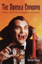 DRACULA COOKBOOK-Recipes from Homeland of Count...TRANSYLVANIA Halloween 1/1st