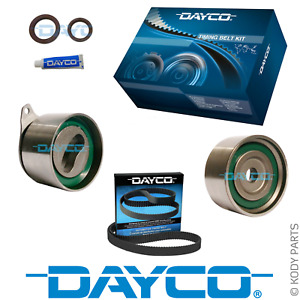 DAYCO TIMING BELT KIT - for Mazda 626 2.2L 12v GD inc Turbo (F2 engine)