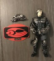 LOOSE BORG LOCUTUS STAR TREK NEXT GENERATION ACTION FIGURE 1993 PLAYMATES