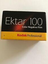 Kodak Ektar 100 Professional ISO 100 35mm 36 Color Negative Film Expired 1/2011
