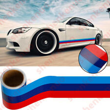 """59"""" M-Colored Stripe Sticker car Vinyl Decal For BMW M-Colored Power Flag Stripe"""