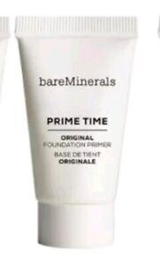 bareMinerals PRIME TIME Original Foundation Primer 15ml