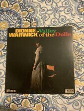 Dionne Warwick In The Valley Of The Dolls Vinyl Album