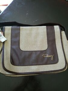 Roxy Medium shoulder Messenger bag (NEW)