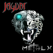CD JAGUAR METAL x et run ragged 2cds Deluxe Edition