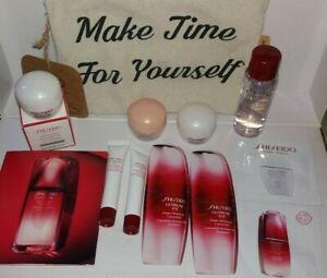 huge lot Shiseido Ultimune Benefiance Essential Energy Treatment Softener gift