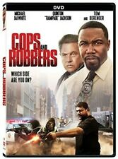Cops and Robbers (2017 Michael Jai White) DVD NEW
