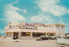 Postcard Laura's Fudge Shop Wildwood New Jersey NJ