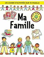 Ma Famille (First Record Book) (First Records), Catherine Bruzzone, Very Good, P