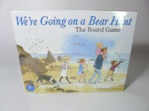 Paul Lamond We're Going on a Bear Hunt Children's Board Game 2-4 Players