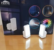 hOme Luminaire Colour Changing LED Power Failure Night Light With Motion Sensor