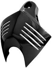 Harley FLSTSI Heritage Springer 2001-2003V-Shield Horn Cover Black by Kuryakyn